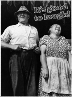 It's Good to Laugh