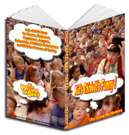 Kids Think It's Funny ebook