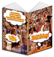 Kids Think Its Funny ebook